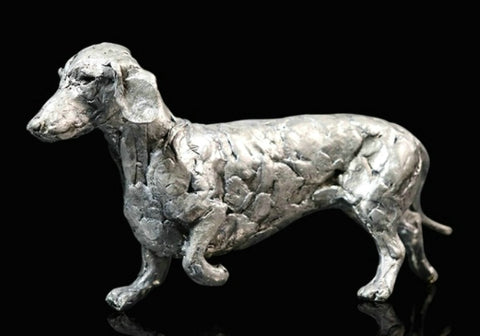 Richard Cooper Studio Dachshund by Michael Simpson