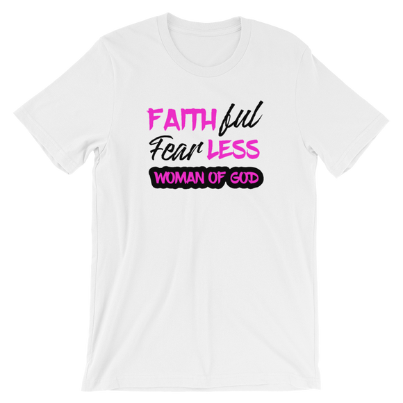 Faithful Fearless WOG T-Shirt