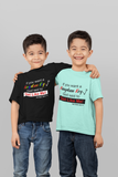 Kingdom Key Rainbow Kids T-Shirt