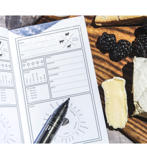 Cheese Log Book