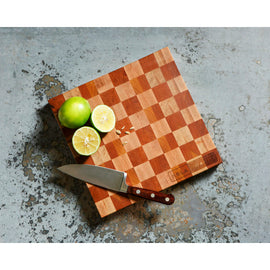Congo Square Cutting Board - End Grain