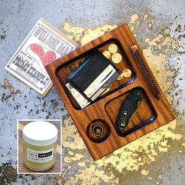Everyday Carry Tray Father's Day Gift Set