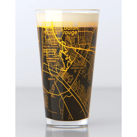 City Pint Glasses