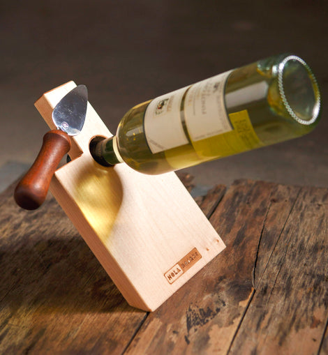 Holy Trinity 3-in-1 Wine Bottle Holder