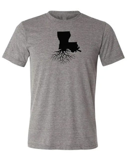 Wear Your Roots Louisiana T Shirt