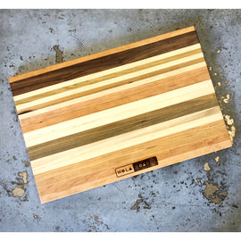 Wild Chop-itoulas Cutting Boards