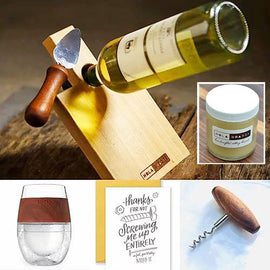 Wine Time Gift Set