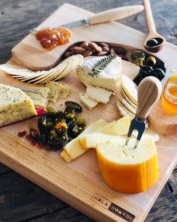 Crescent City Cheese Board