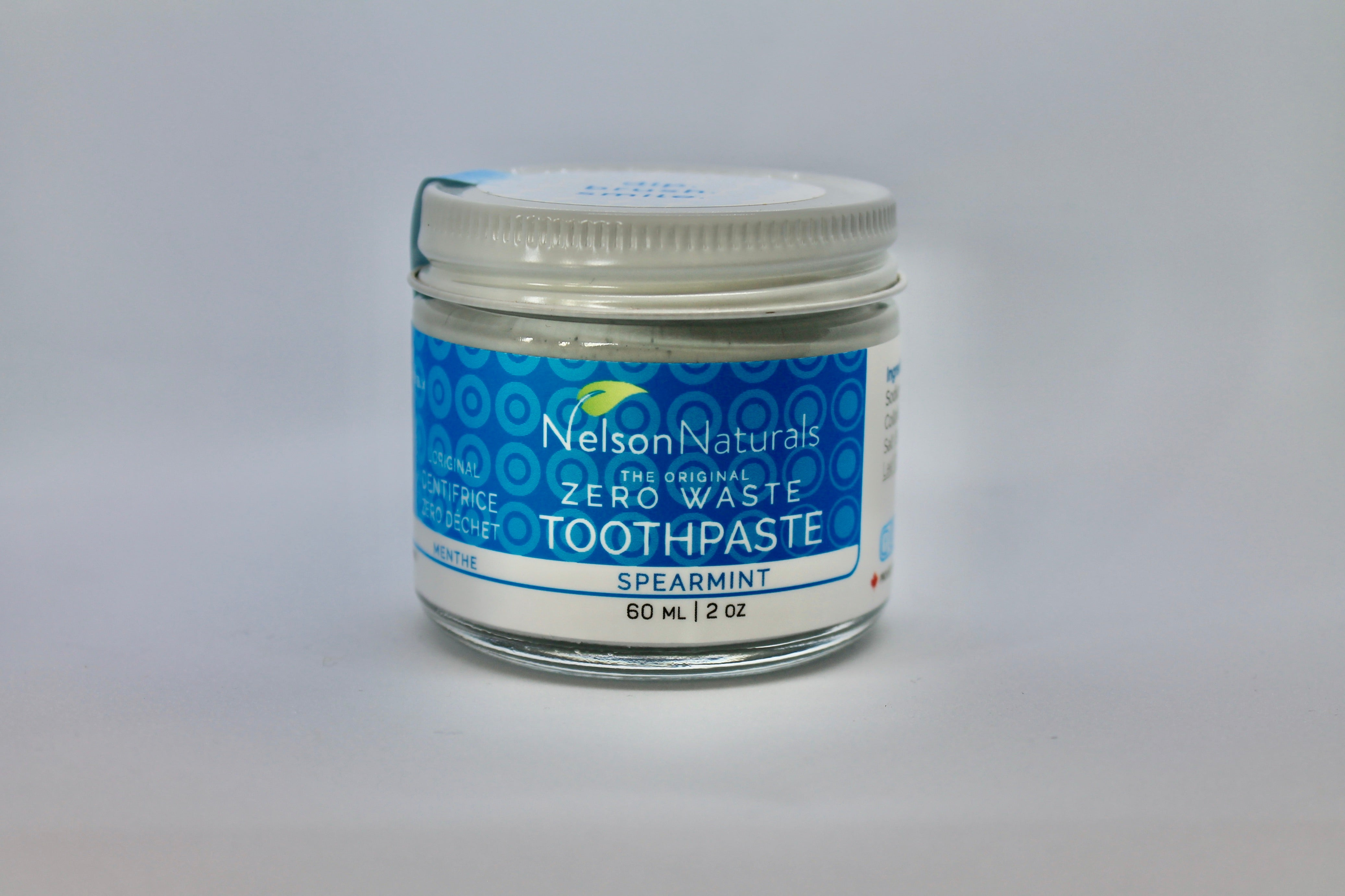 Nelson Naturals Toothpaste
