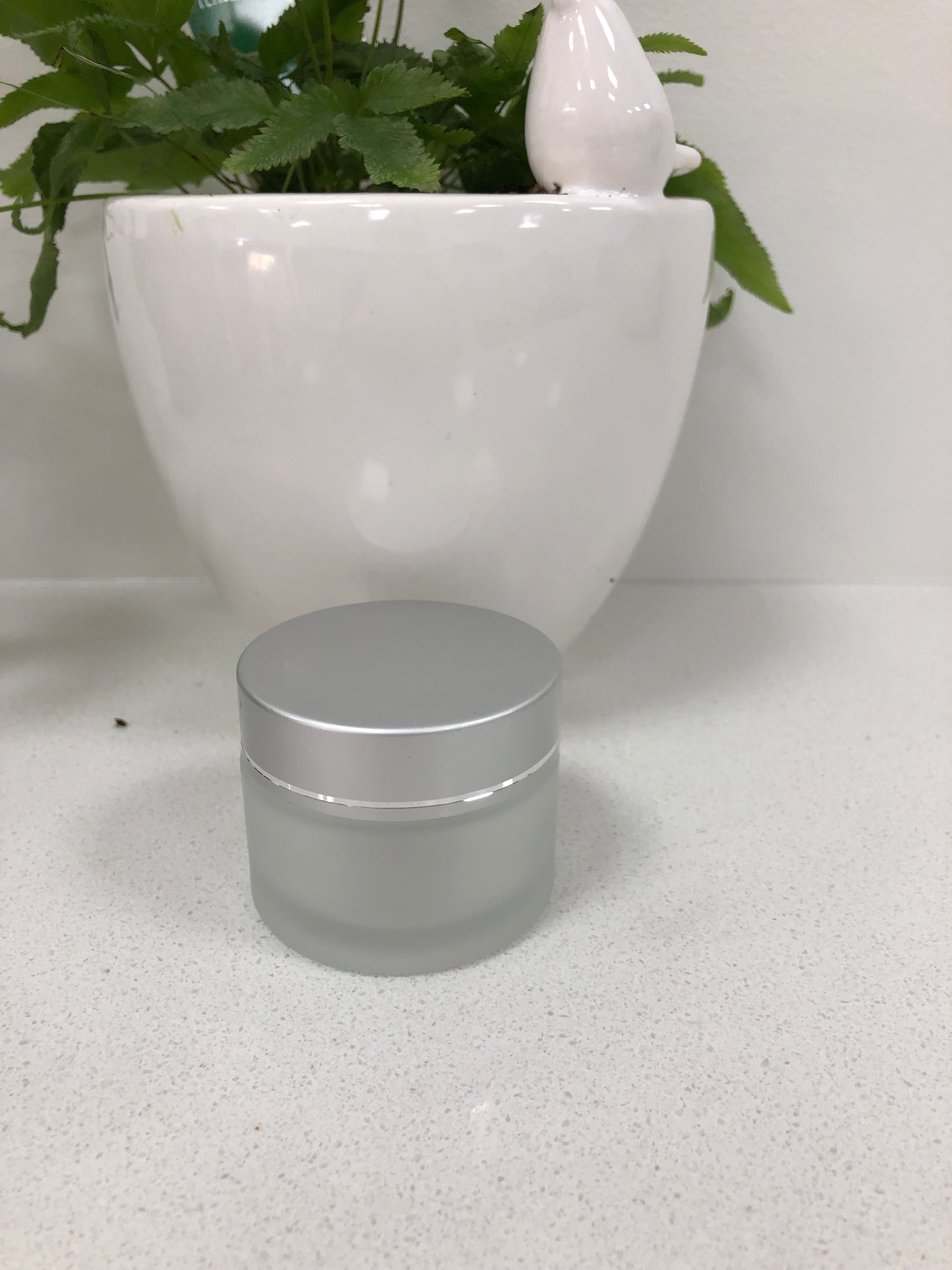 Glass Jar 50 ml