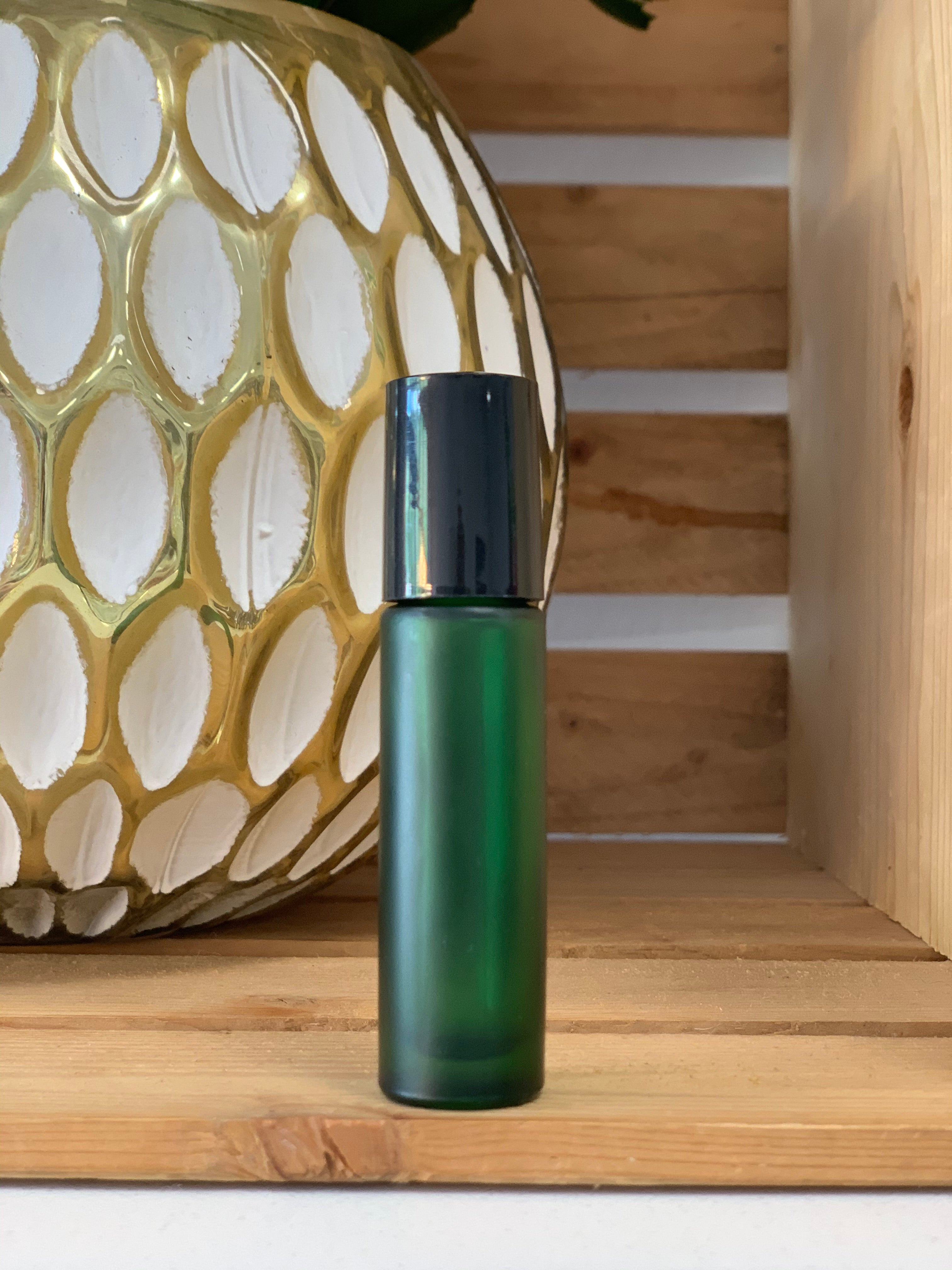 Essential Oil Roller - 5 ml (With Product)