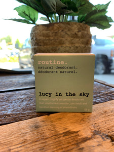Routine Deodorant - Lucy in the Sky