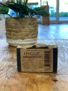 Om Naturale - Hygge Face Bar