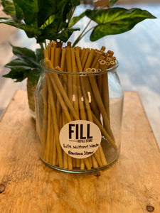 Life Without Waste -  Bamboo Straw