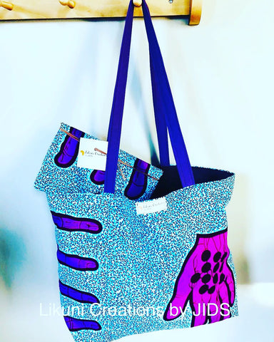 Tote Bag - Dedos- For Chilling Girls