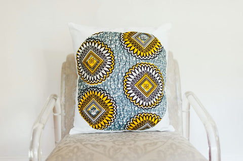 African Decorative Pillow - Chito