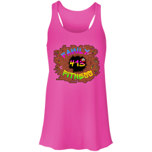 Load image into Gallery viewer, 413 Family Fitness Flowy Racerback Tank