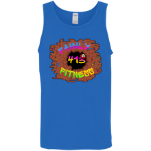 Load image into Gallery viewer, 413 Family Fitness Cotton Tank Top 5.3 oz.