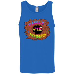 413 Family Fitness Cotton Tank Top 5.3 oz.
