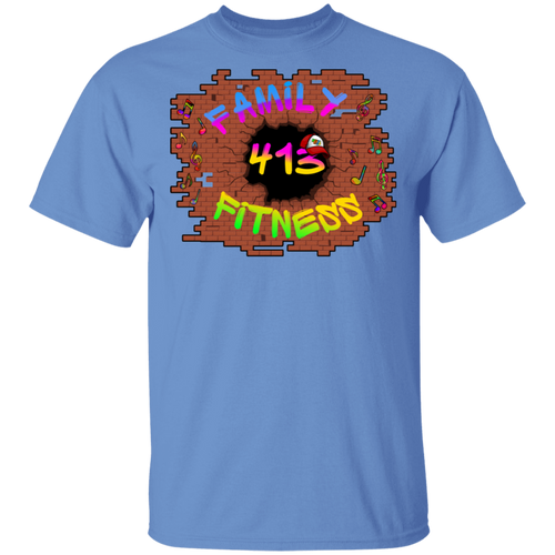 413 Family Fitness 5.3 oz. T-Shirt