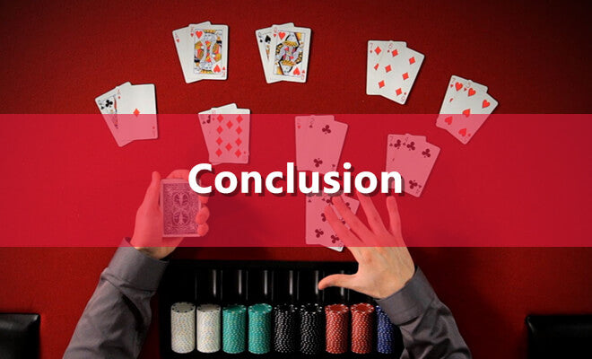 how do marked cards work conclusion