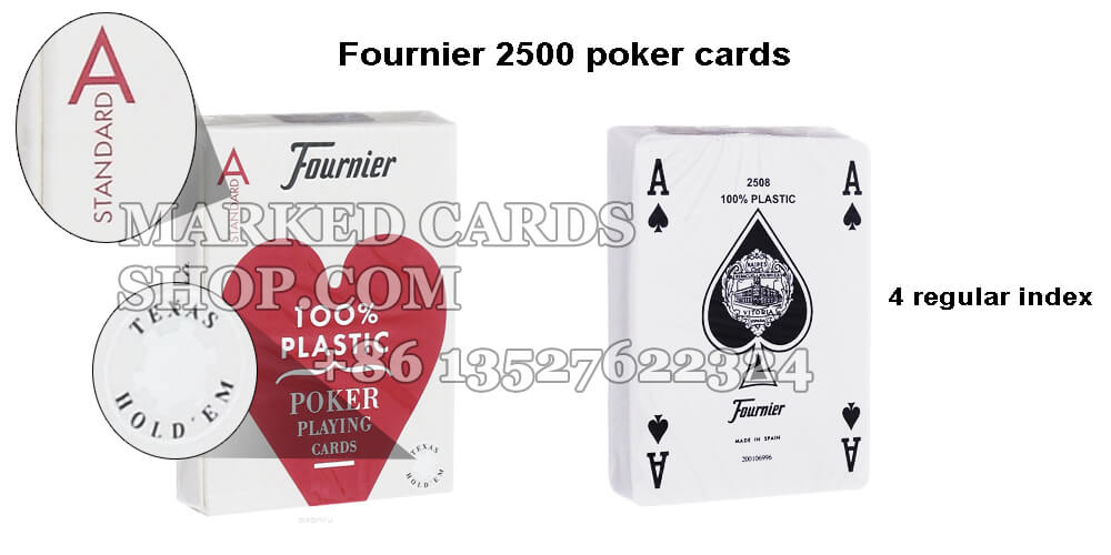 the difference of fournier 2500