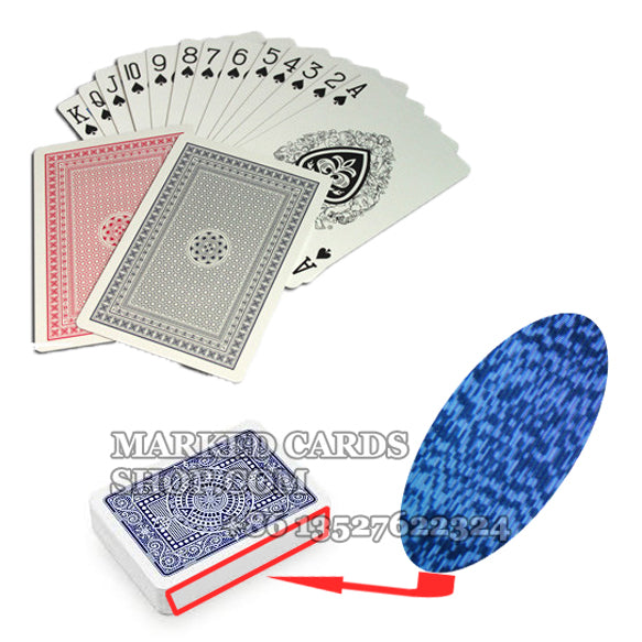 Barcode Invisible Ink Marked Deck of Copag Poker/ Bridge Size Cards