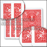 Bicycle ultimate marked deck of plastic cards