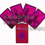 Invisible ink Bonus playing cards