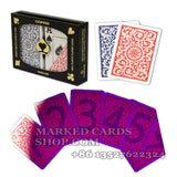 Invisible ink marked cards Copag 1546 cards