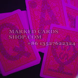 Fournier 2818 marked poker cards