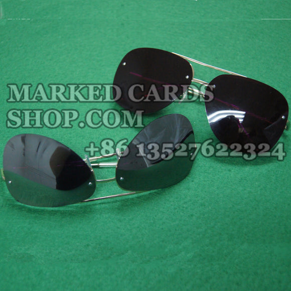Infrared glasses to see infrared marked cards for sale