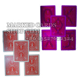Infrared sunglasses marked cards Bicycle cards