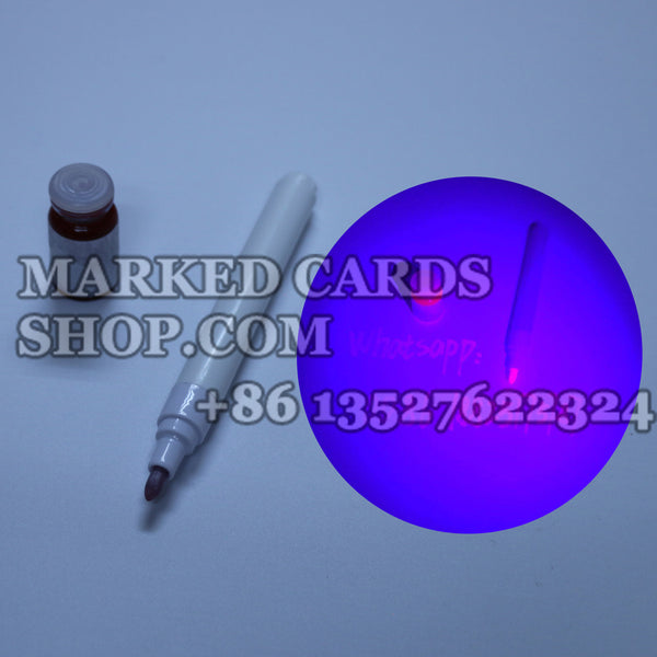 Invisible Ink Pen for Making Cards