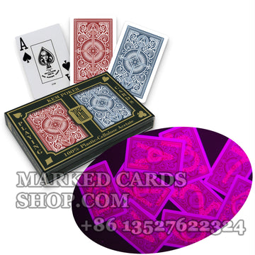 kem luminous marked cards