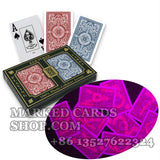 KEM marked cards for poker cheat