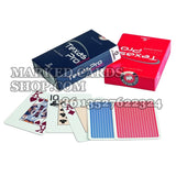 Marked cards JUEGO Texas Pro plastic playing cards