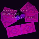 Modiano Cristallo cheating contact lenses marked cards