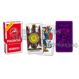 Modiano Piacetine playing cards for IR cheating camera