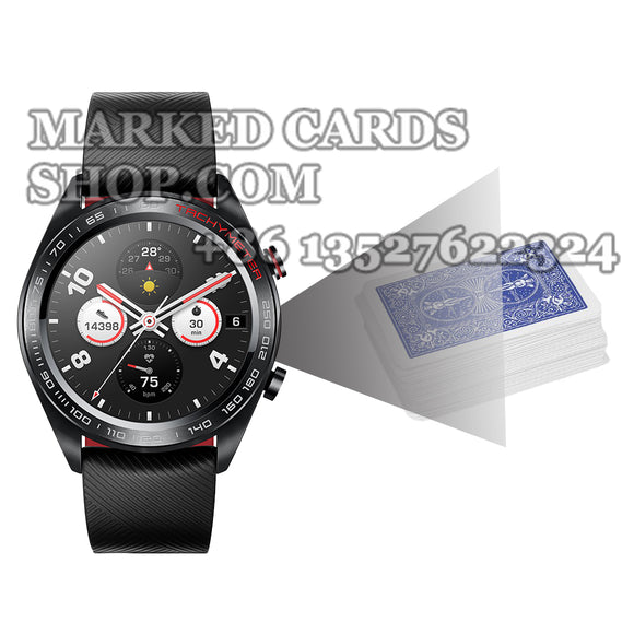 Poker Scanner Watch Camera