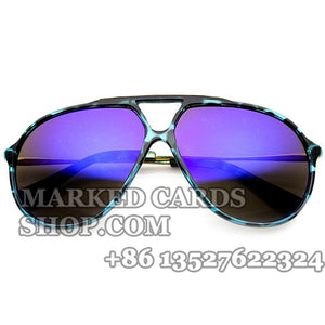 X-ray vision marked deck sunglasses