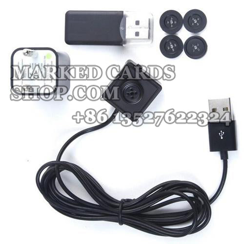 Auto Tracking Radar Button Camera for Texas Holde/Omaha/Blackjack