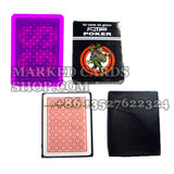 cards trick-secret marked cards NPT Blackjack poker cards