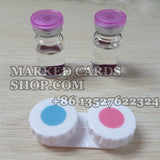 cheating playing cards contact lenses