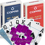 Marked cards Copag 4PIP