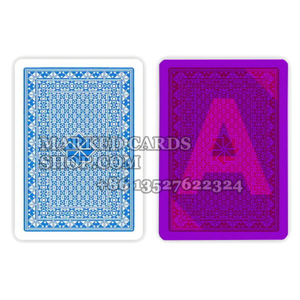 Marion pro Poker Jumbo Marked Cards for Cheating Tricks
