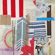Load image into Gallery viewer, Encaustic: Textiles & Paper