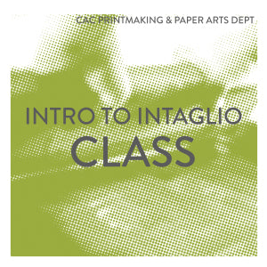 Intro to Intaglio