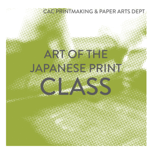 The Art of the Japanese Print