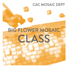 Load image into Gallery viewer, Big Flower Mosaic